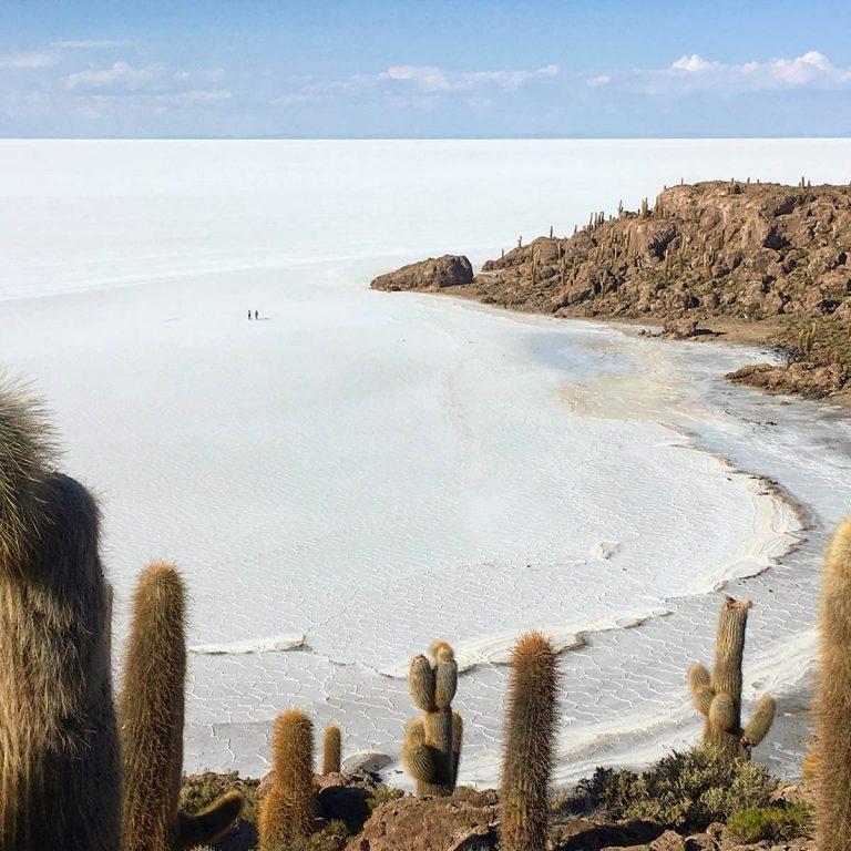 Paseo en sal