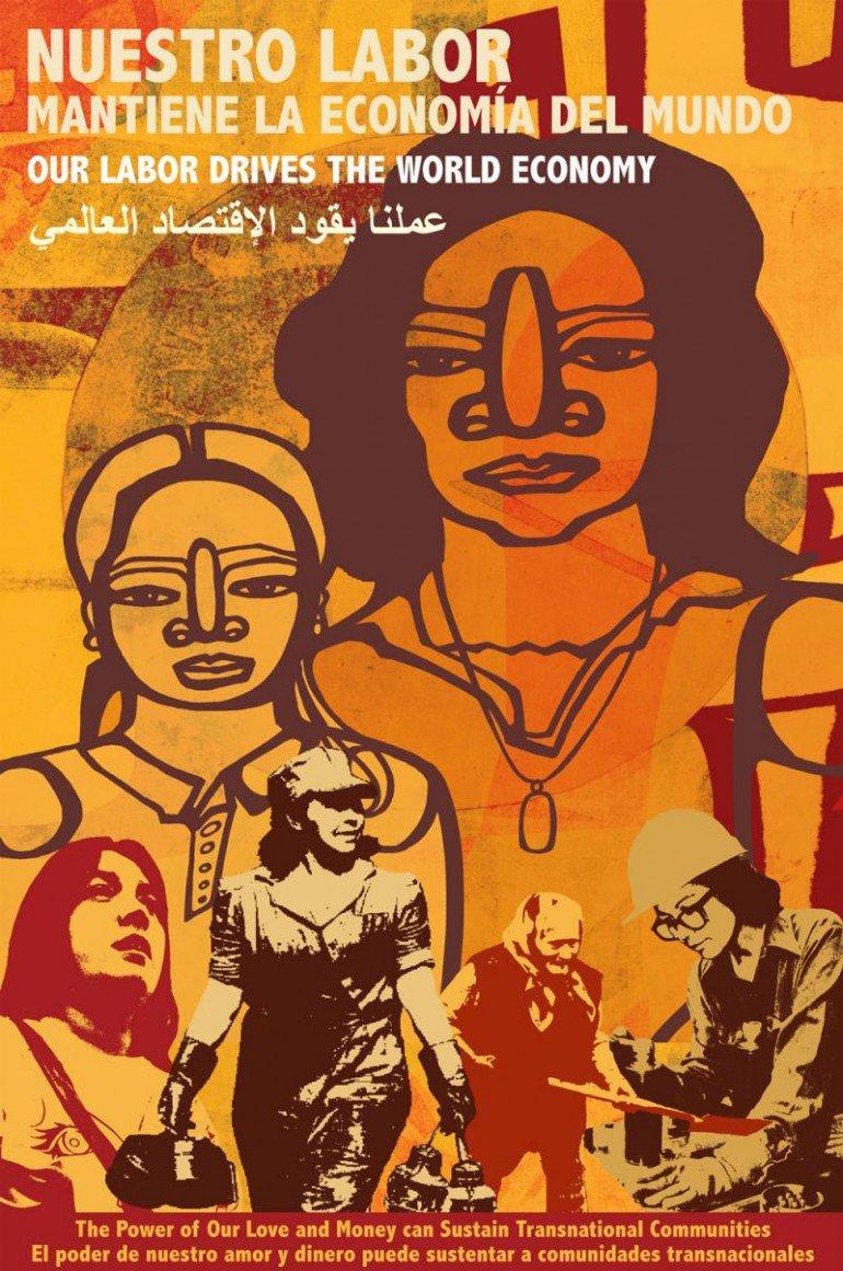 Poster de Favianna Rodriguez